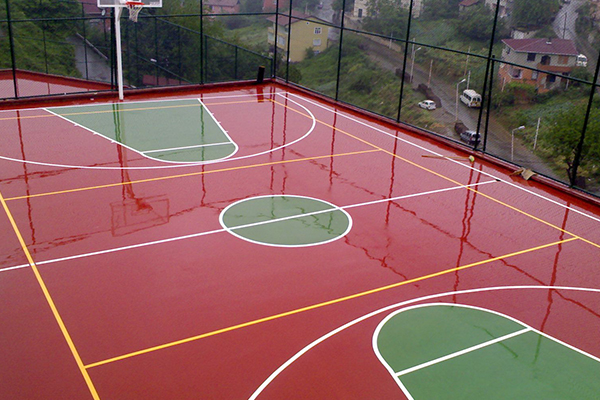 How Should a Basketball Court Be?